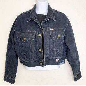VTG George's Marciano by  Guess | denim jacket